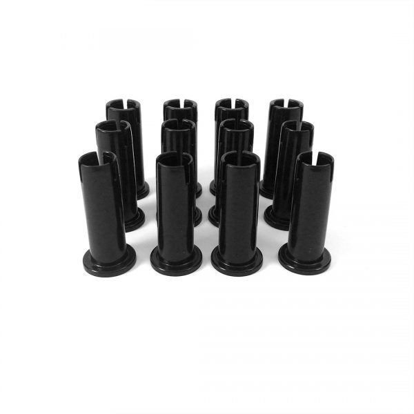 Interior car rack adaptor sleeve sets