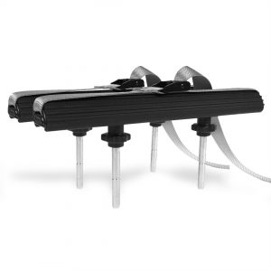 Interior car rack standard strap set